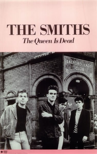 The Smiths Shirt Uk Indie Rock Band Screenprint Women By: The Smiths Website