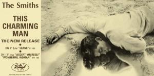 Poster Promo single - The Smiths, 1983, octubre