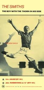 Single Promo poster - The Smiths, 1985, September