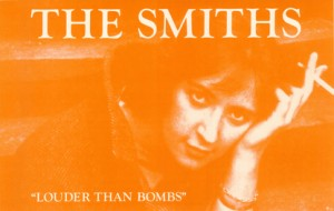 The Smiths promo poster LP - 1987, March